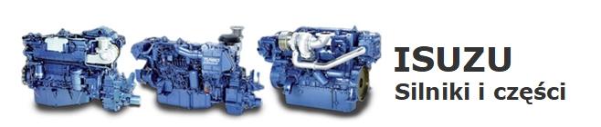 Silniki i części ISUZU