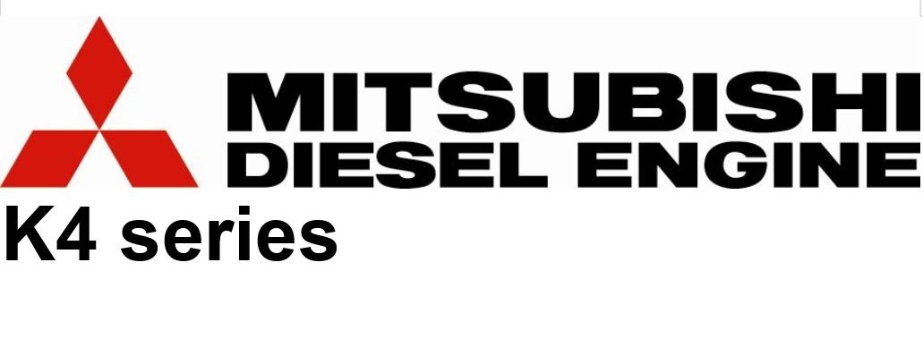 Części zamienne do Silnika Mitsubishi z serii K4