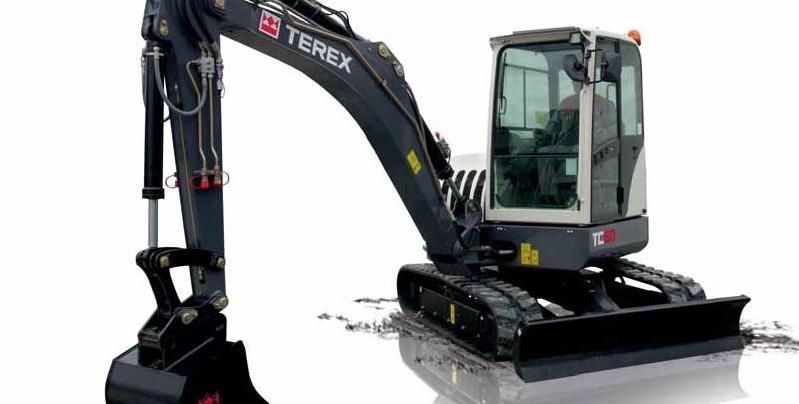 Silniki i części zamienne do koparek TEREX – Schaeff