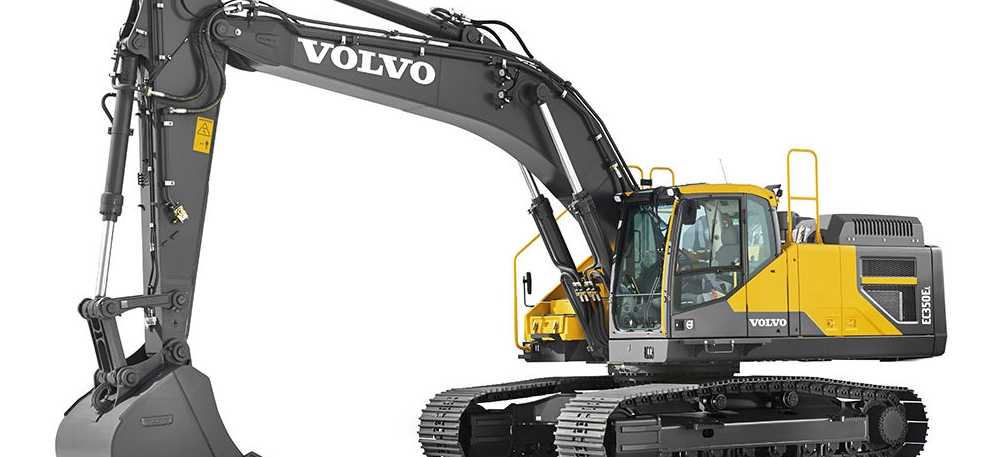 Koparki VOLVO – silniki i części zamienne