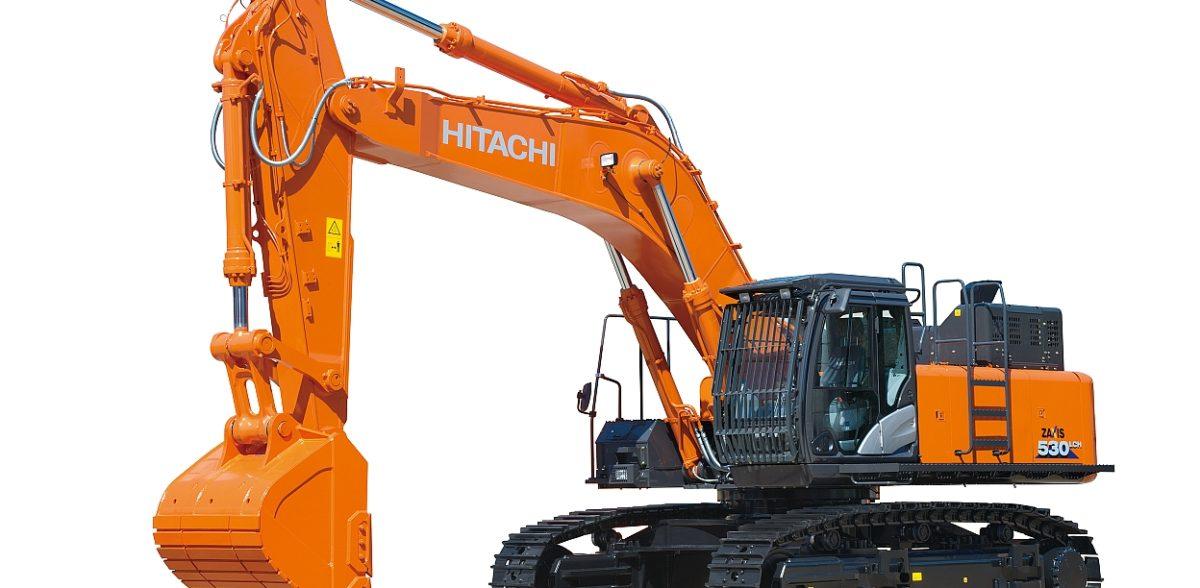 Silniki oraz części zamienne do maszyn i koparek Hitachi