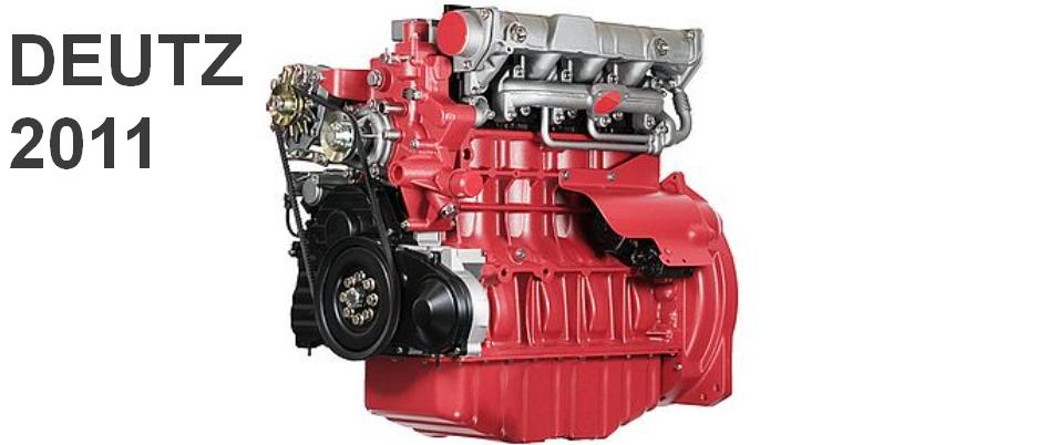 Naprawa i remont silników DEUTZ