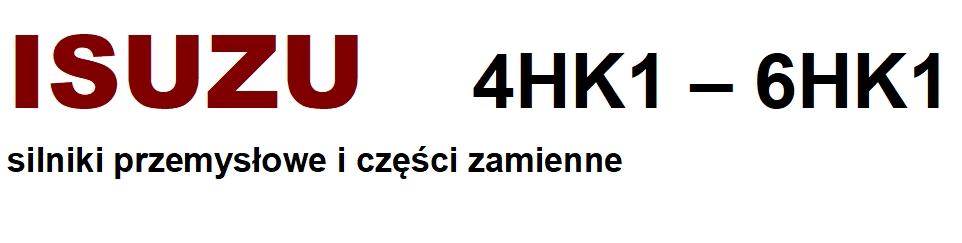 Silniki ISUZU 4HK1 i 6HK1 – części zamienne i nowe silniki