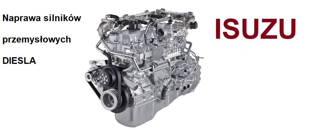 Naprawa silników ISUZU diesel