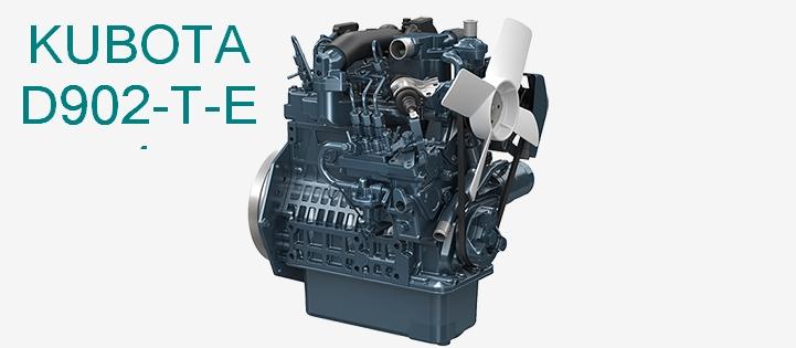 Nowy silnik Kuboty – D902-T-E4