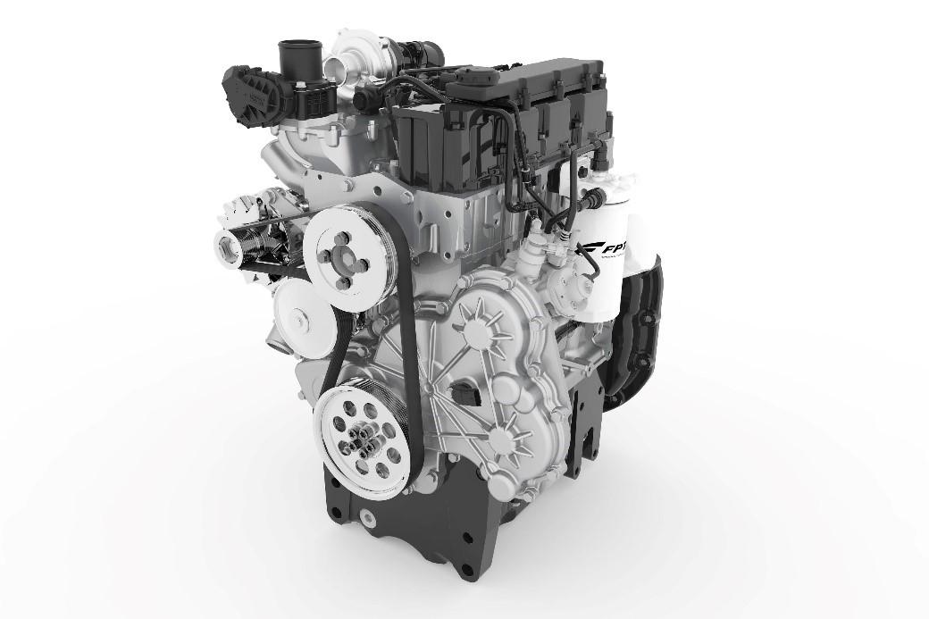 Silnik FPT Industrial F28 – silnikiem roku 2020