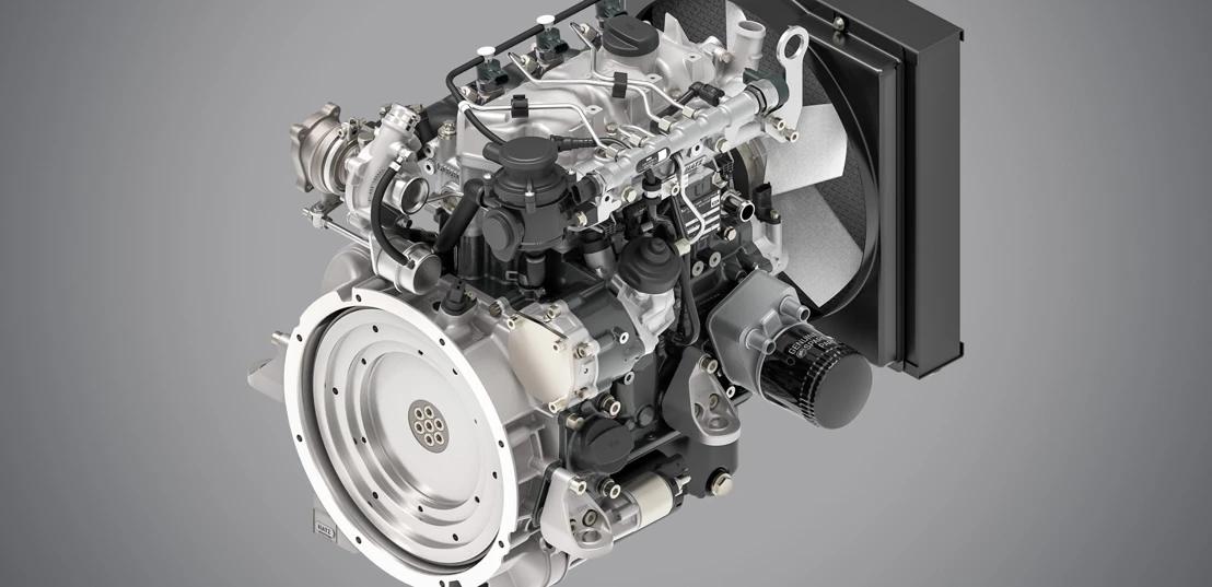 Rozpoczęcie produkcji nowego silnika Hatz 3H50T