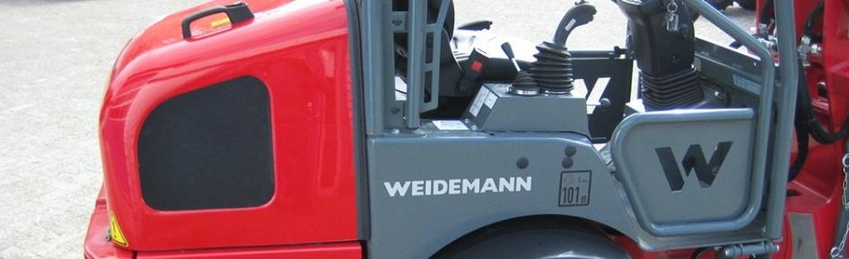 WEIDEMANN – silniki i części zamienne