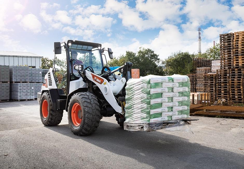 Bobcat wkracza na europejski rynek ładowarek kołowych