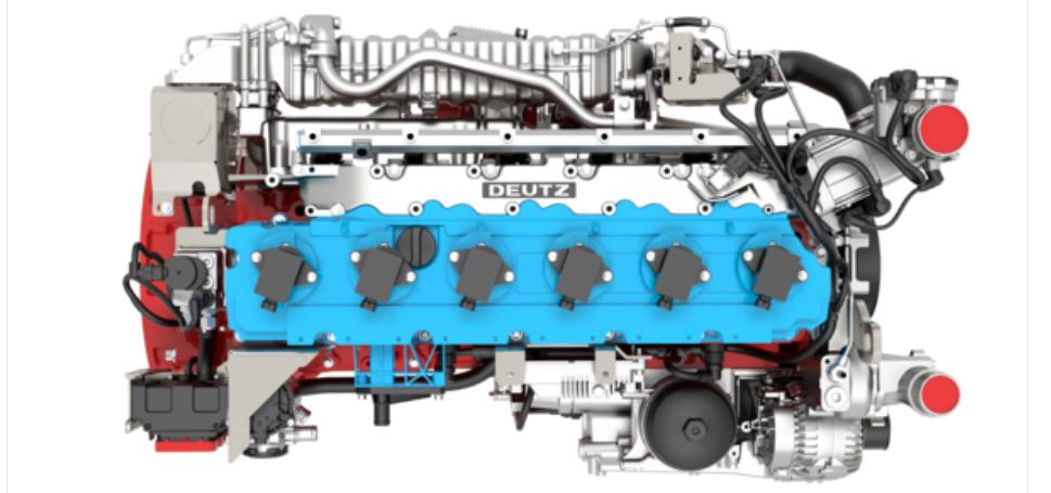 DEUTZ i RheinEnergie łączą siły, aby generować energię z silnika wodorowego